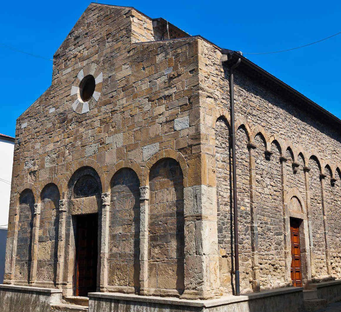 chiesa di san nicola a guglionesi