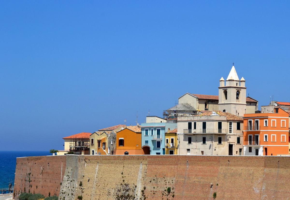 termoli borgo antico sul mare