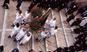 La commovente processione del Venerdì Santo a Campobasso
