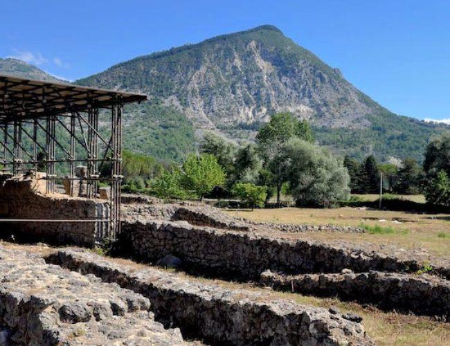 Nuove scoperte nell'area archeologica di San Vincenzo al Volturno
