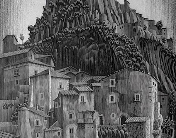 Escher è stato in Molise