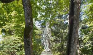Villa de Capoa: un gioiello verde nel cuore di Campobasso