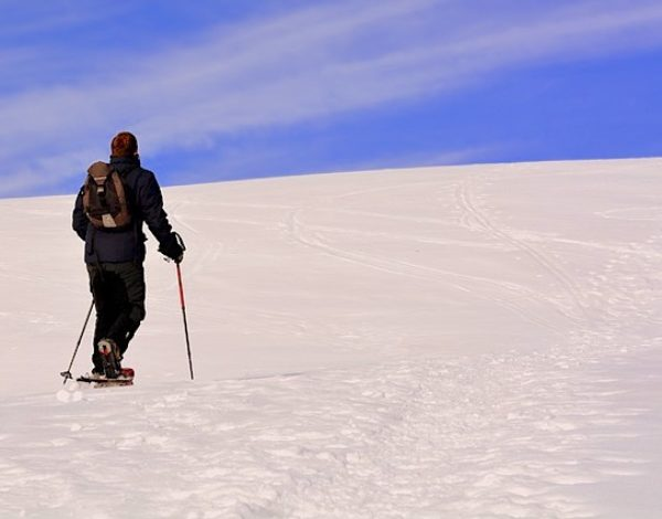 Trekking and snowshoeing in Molise
