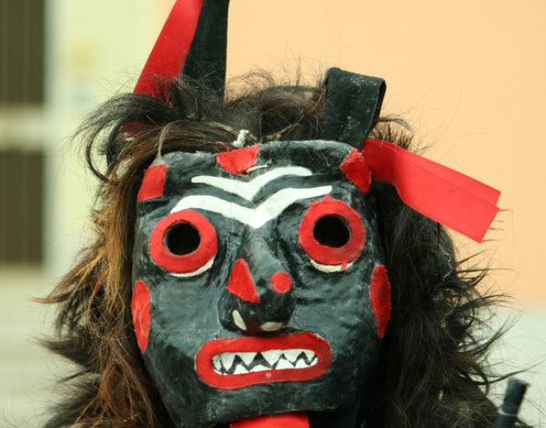 The Devil's Carnival in Molise