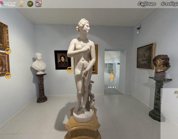 Un viaggio virtuale nell'arte molisana