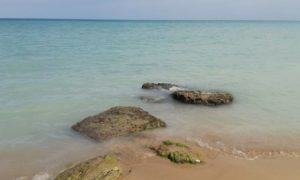 Discover the wildest beach in Molise