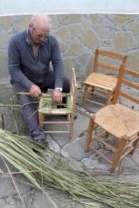 costruzione sedie molise