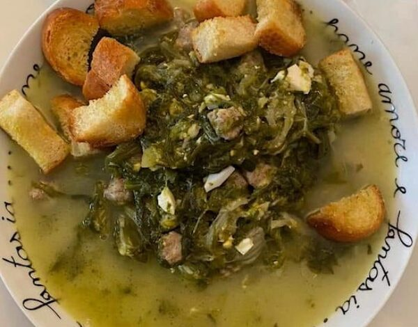 Santè Soup: a great classic of the Molise tradition