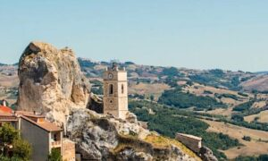Molise of 'Morge': a path in the Molise nature