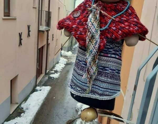 """The lent """"Pupatta"""": an ancient Molise tradition"""