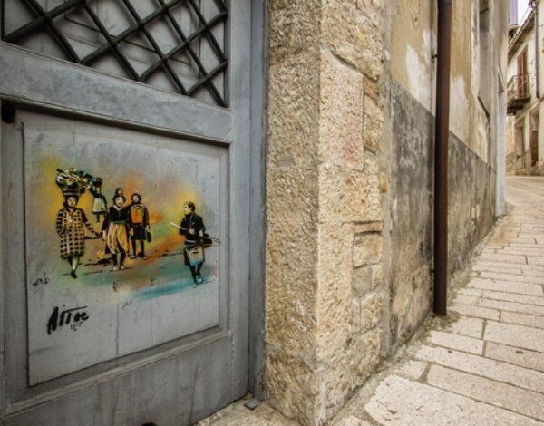 Civitacampomarano: an open-air museum in Molise