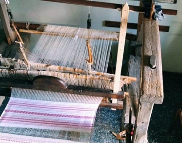 The ancient art of Molise weaving